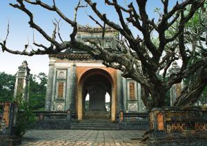 Stele Pavilion, Near Hue, Vietnam